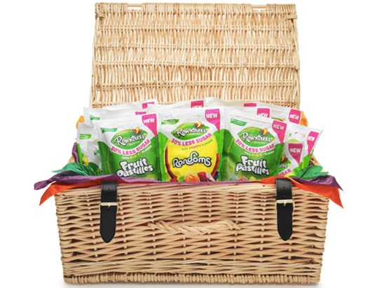 Camp Bestival tickets & a Rowntree's hamper  sweepstakes