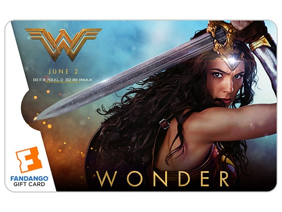 Wonder Woman ARTFX Statue & $50 Fandango Gift Card sweepstakes