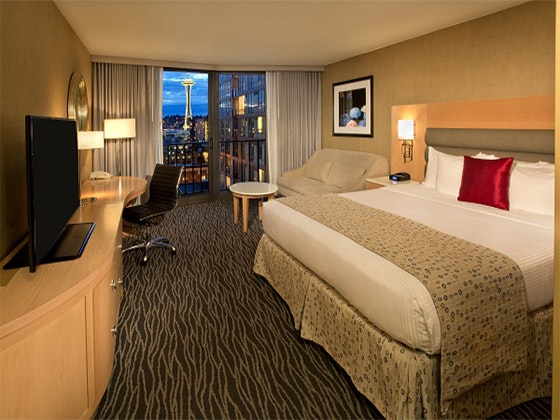 Warwick Seattle Hotel Trip Giveaway sweepstakes