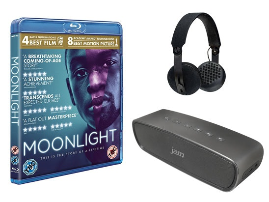 Moonlight speakers headphones
