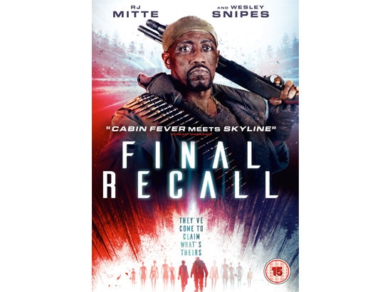 Final Recall sweepstakes