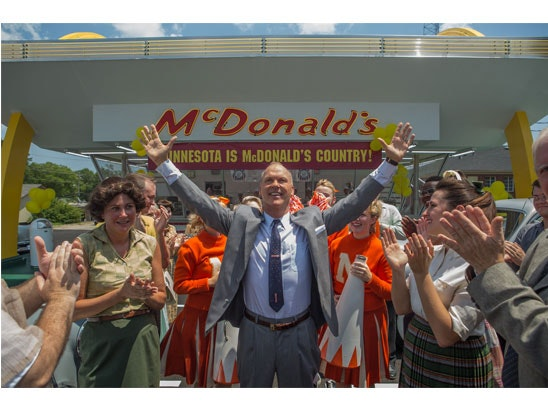 The Founder sweepstakes