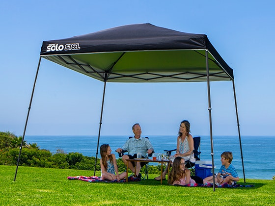 Quik Shade Solo Steel Canopy sweepstakes