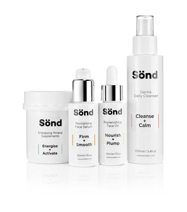 Giftset with cleanser