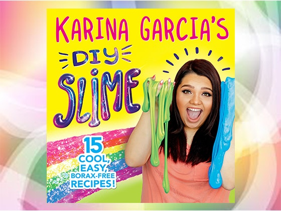 Karina garcia slime book giveaway