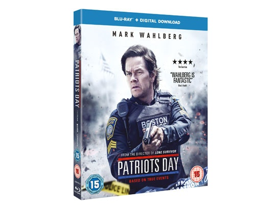 Patriots Day sweepstakes