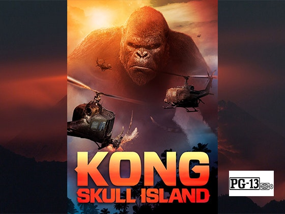 """Kong: Skull Island"" on Digital sweepstakes"