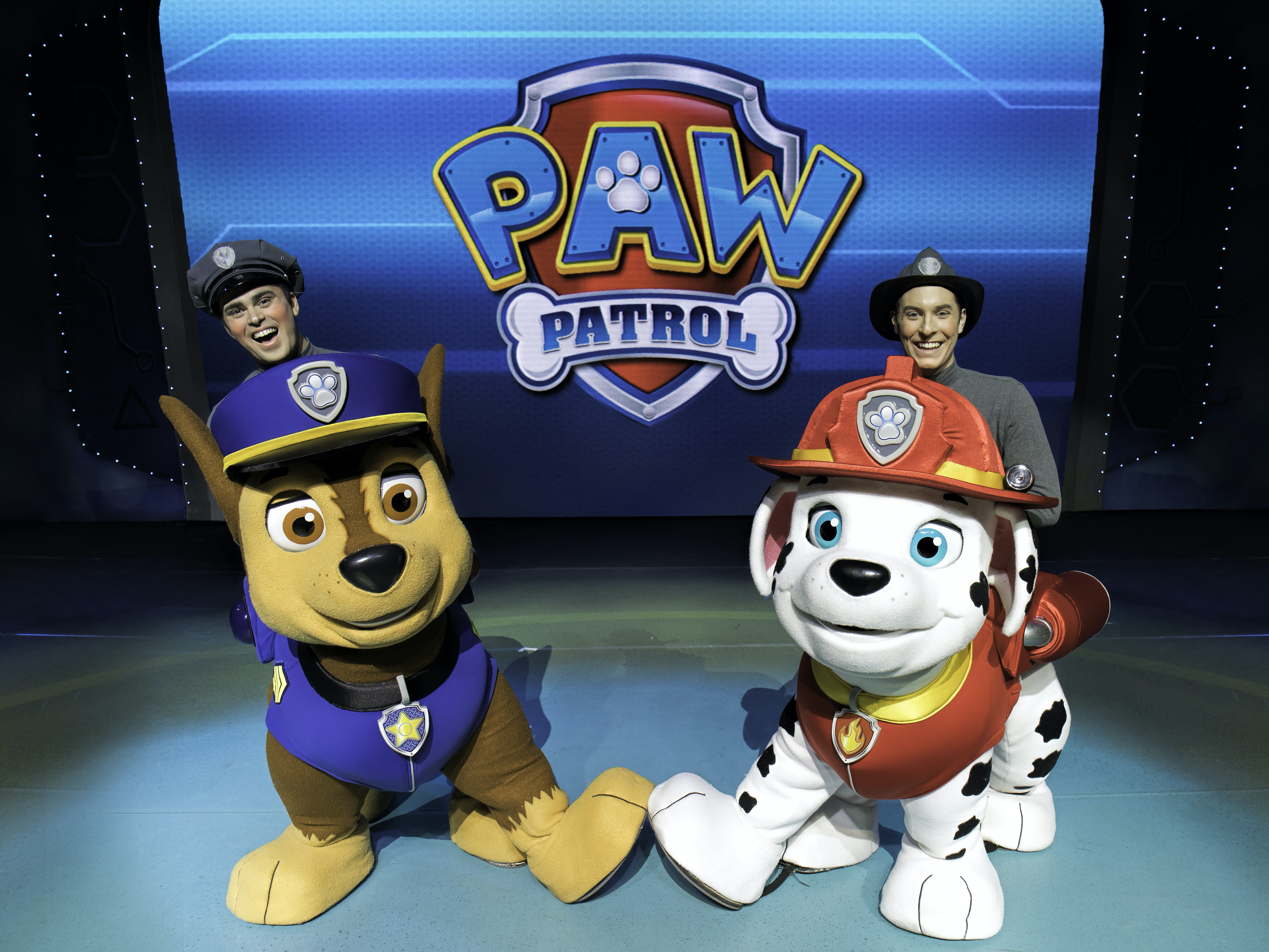 PAW Patrol Live! Race to the Rescue sweepstakes