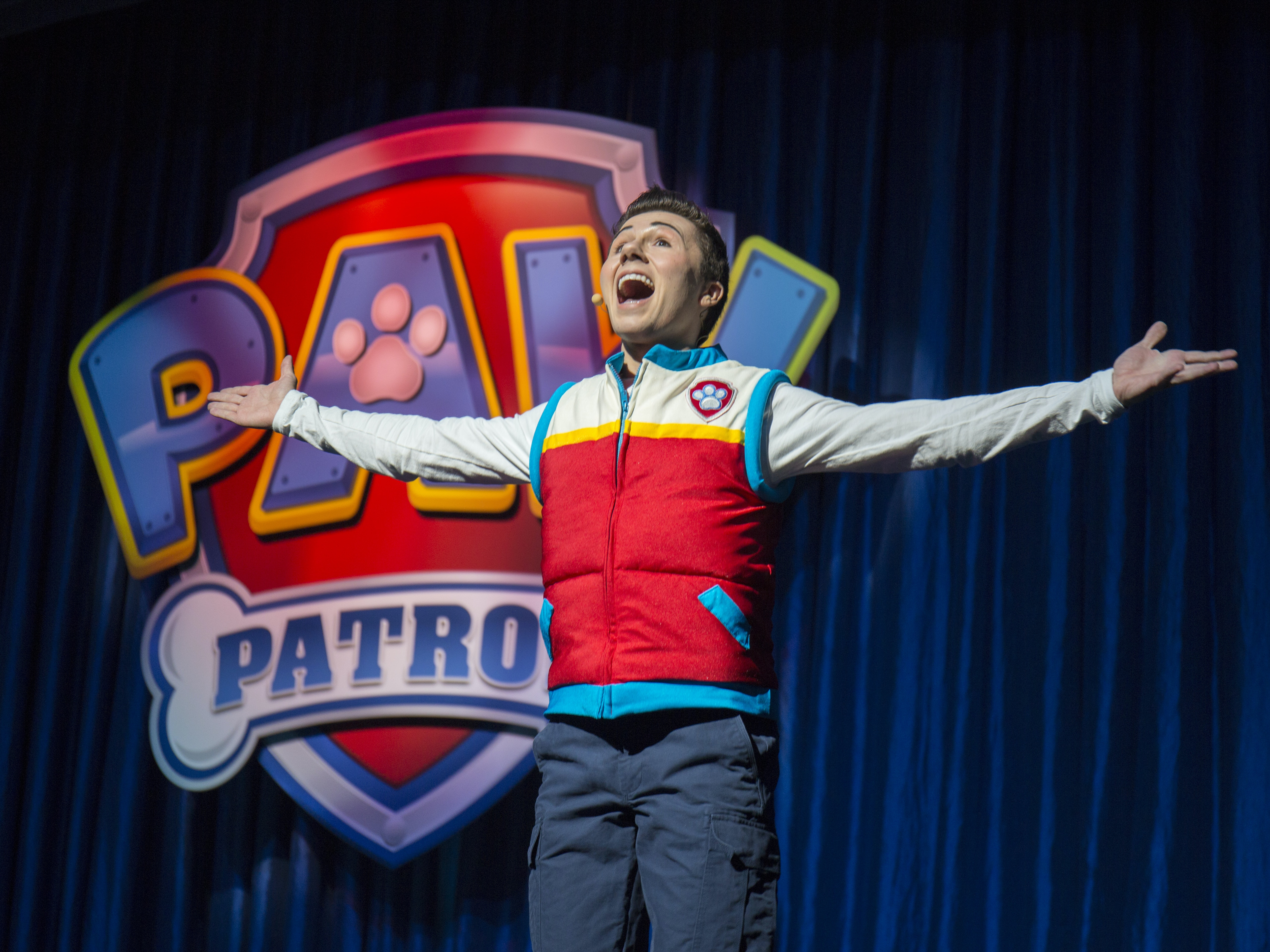 Paw PatrolLive  sweepstakes