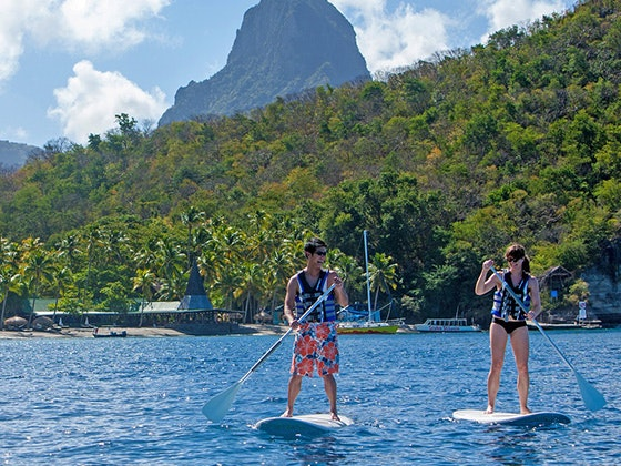 Stay for Two at Anse Chastanet Resort in St. Lucia sweepstakes
