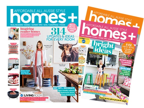 Homes+ Subscription sweepstakes