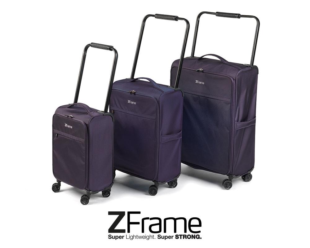 ZFrame 3PC Double Wheel Set in Purple! sweepstakes