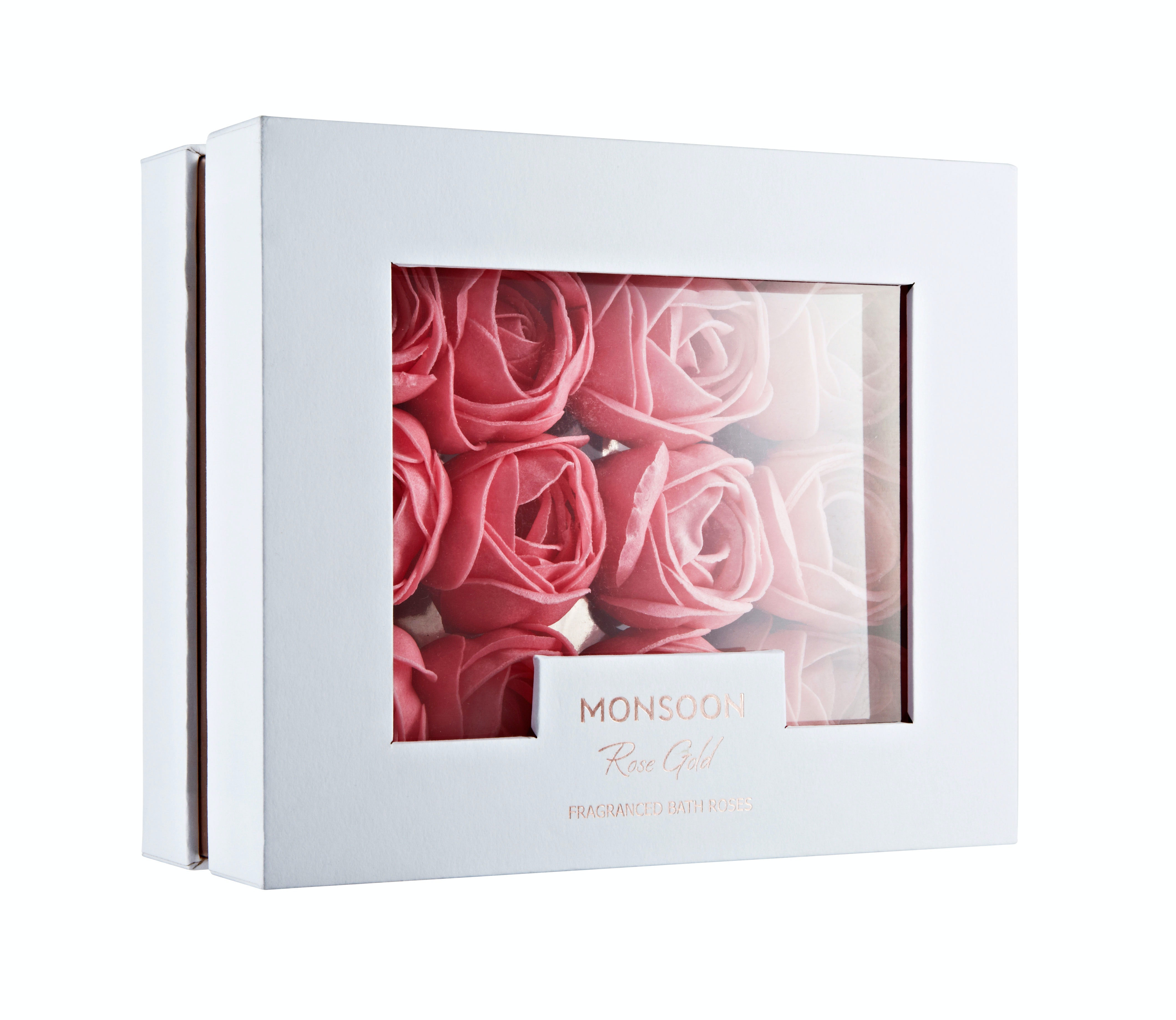 Monsoon Rose Gold fragrance and bath roses sweepstakes