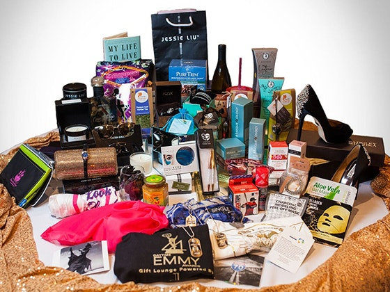 Daytime Emmy Awards 2017 Gift Bag In Touch sweepstakes
