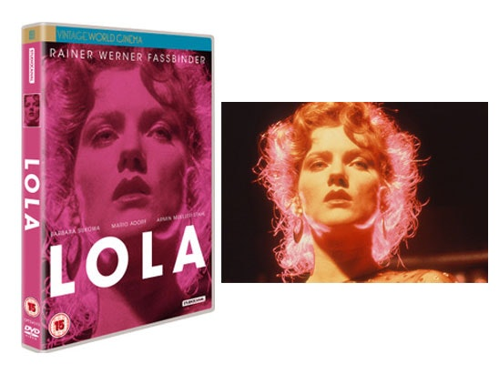 Lola DVD sweepstakes