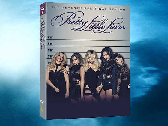 Pretty little liars giveaway
