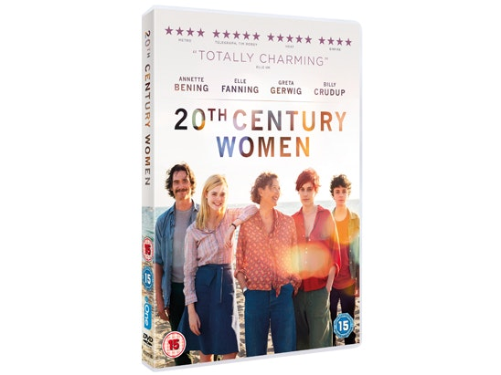 20TH CENTURY WOMEN DVD! sweepstakes