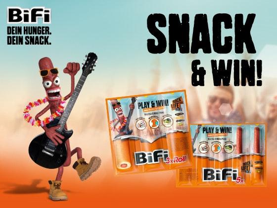 Mit BiFi zum Airbeat One Festival Gewinnspiel