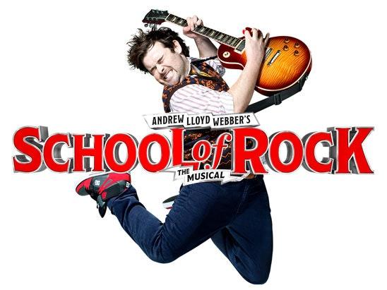 SCHOOL OF ROCK sweepstakes