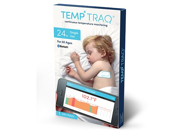 TempTraq 24-Hour Wireless Temperature Digital Monitor  sweepstakes