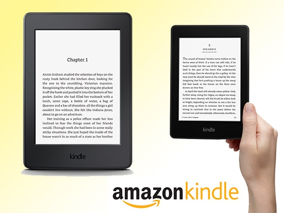 A Kindle Paperwhite 3G  sweepstakes