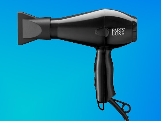 Paris Luxe Hairdryer (Black) sweepstakes