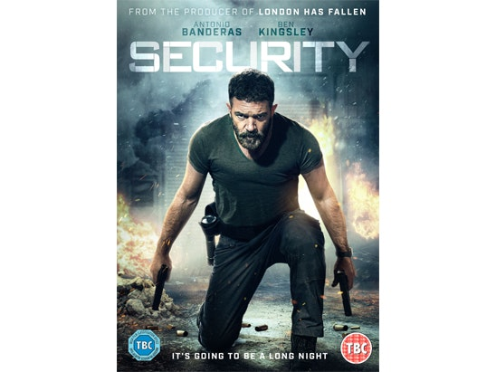 Security DVD sweepstakes