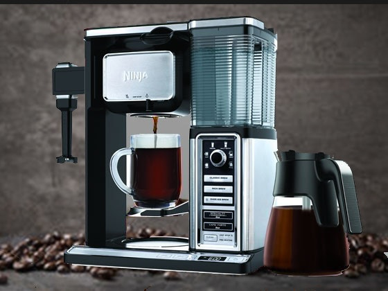 Ninja Coffee Bar® System sweepstakes
