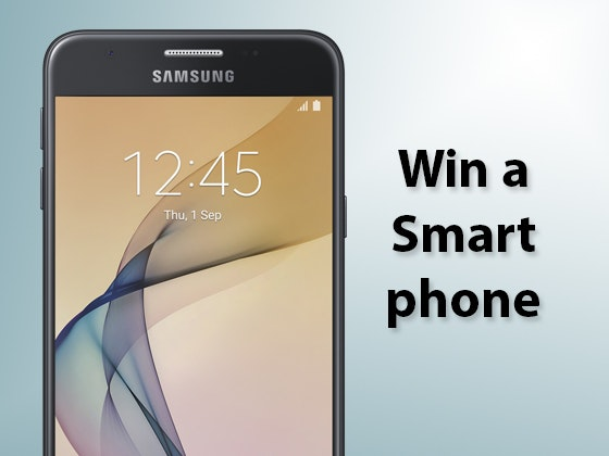 Samsung Galaxy Phone (SM-G570YZKAXSA) sweepstakes