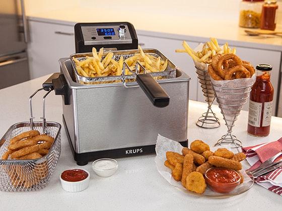KRUPS KJ502 Deep Fryer sweepstakes