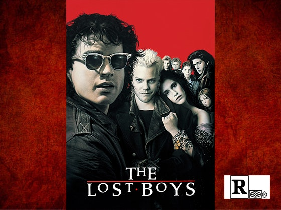 The lost boys giveaway