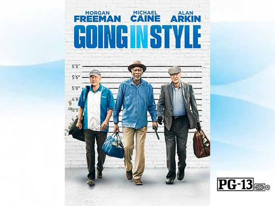"""Going In Style"" on Digital sweepstakes"