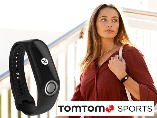Tom Tom Touch fitness tracker sweepstakes