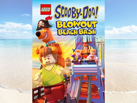 """LEGO Scooby-Doo! Blowout Beach Bash"" on Digital sweepstakes"