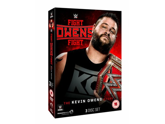 Fight Owens Fight - The Kevin Owens Story sweepstakes