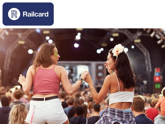 National Rail Railcard sweepstakes