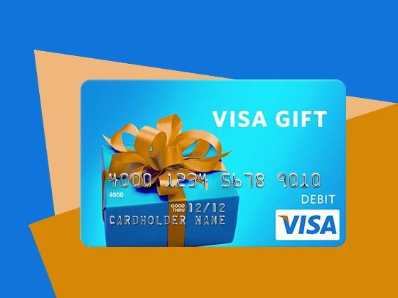 FLASH PRIZE 6-28: $10 Visa Gift Card sweepstakes