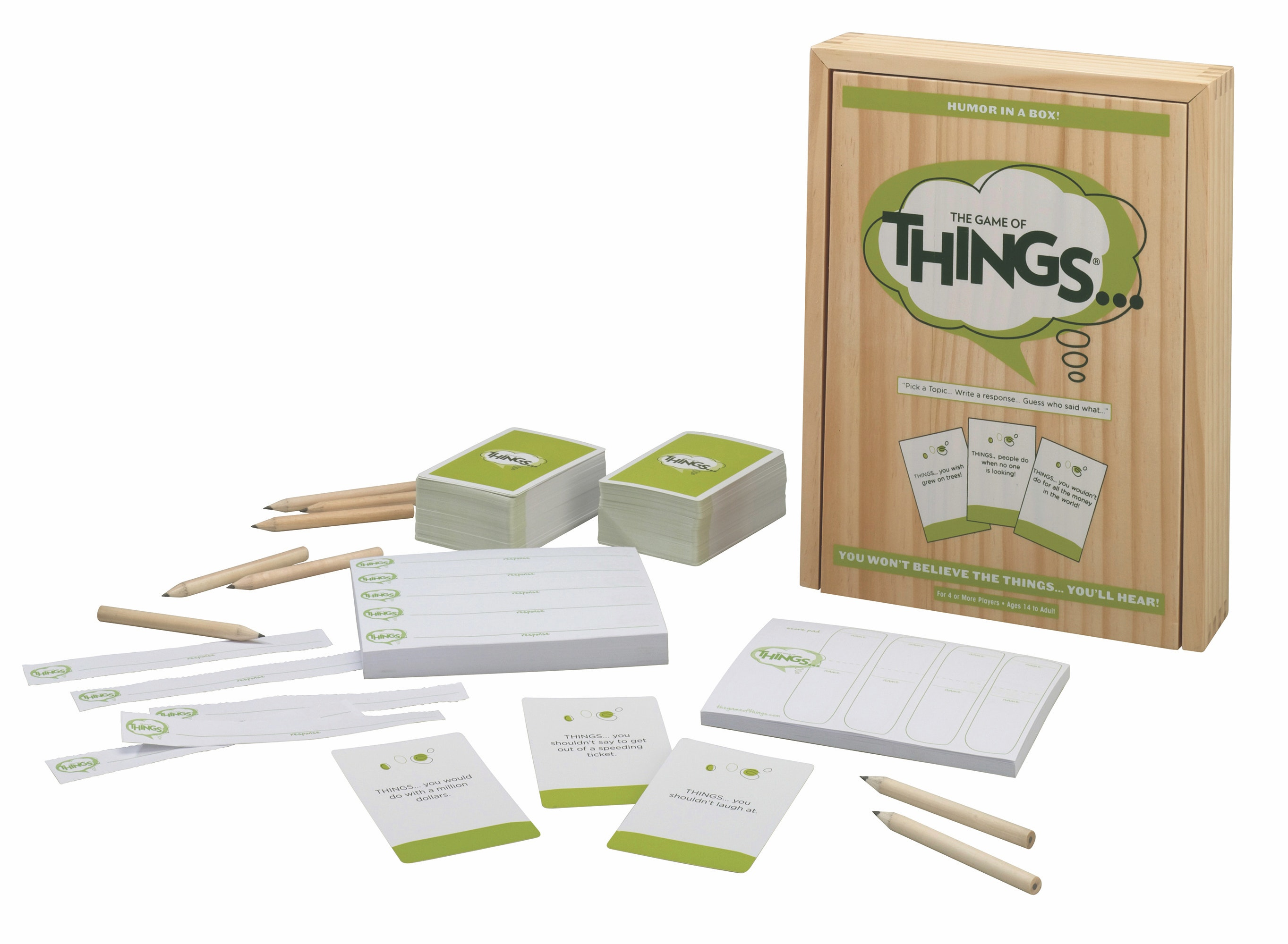 Game of things   pack   contents
