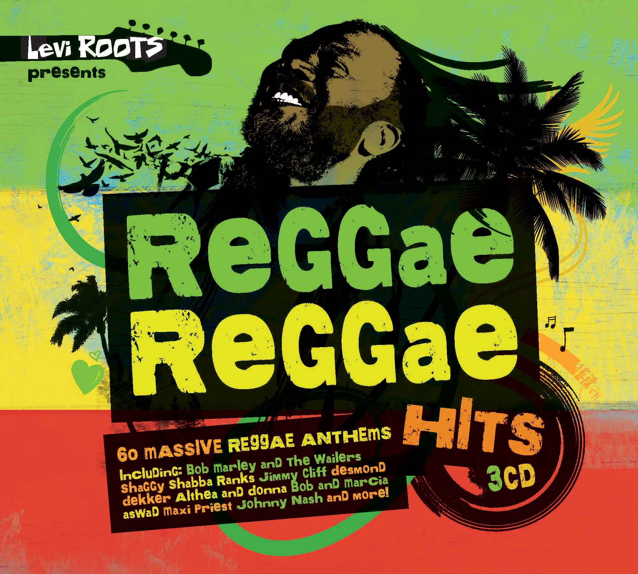 LEVI ROOTS CD sweepstakes