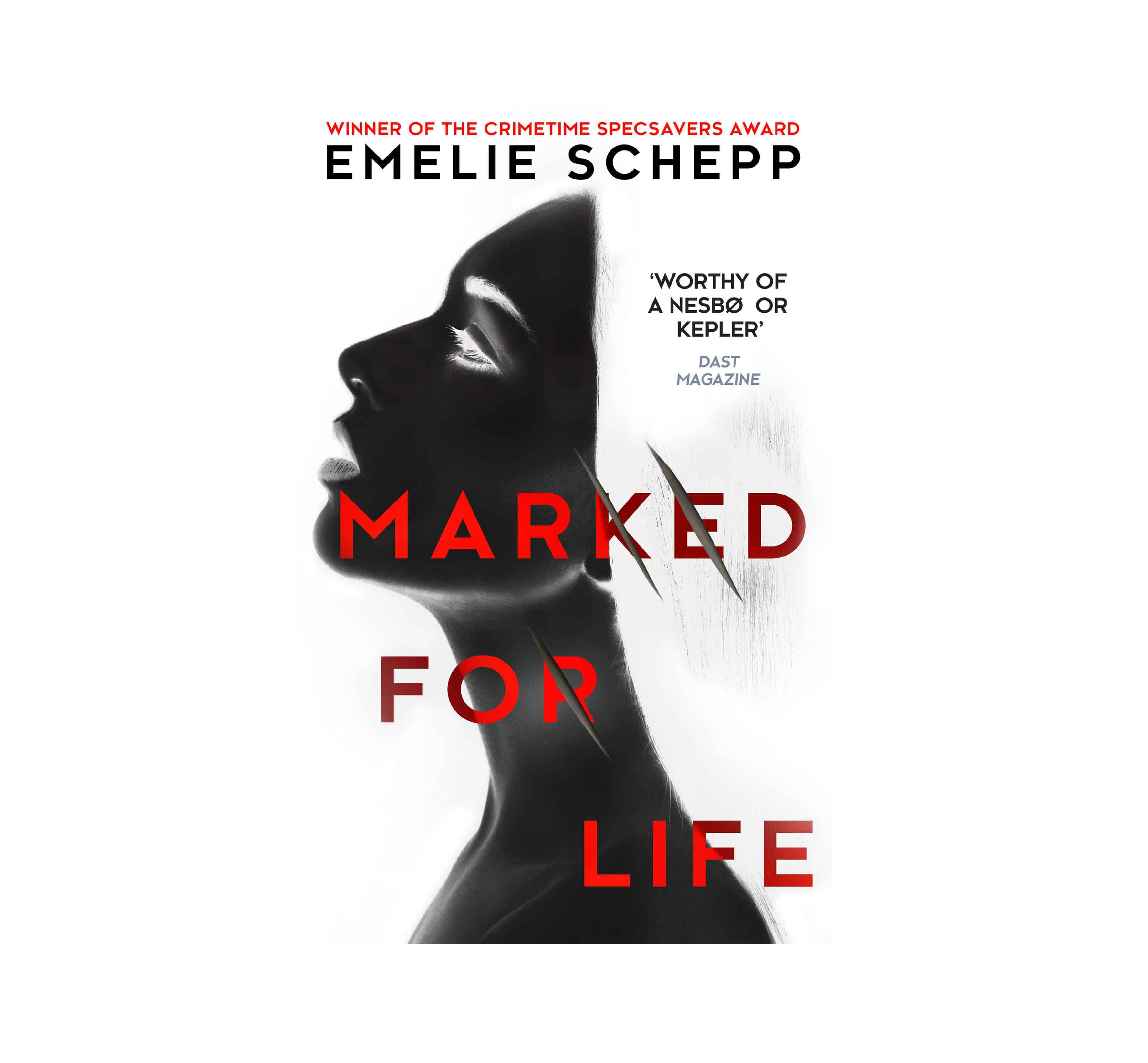 Marked for life book