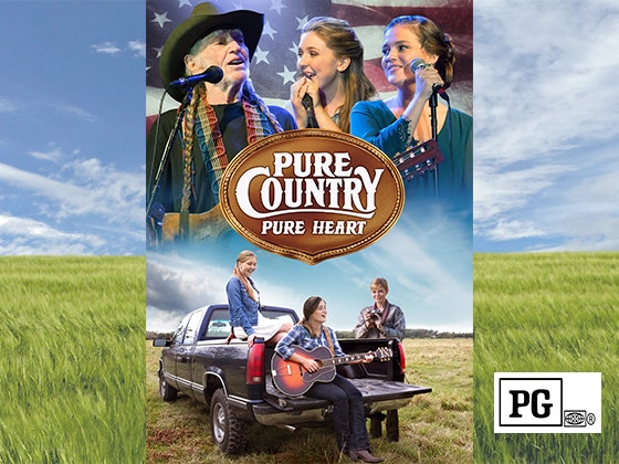 """Pure Country: Pure Heart"" on Digital sweepstakes"