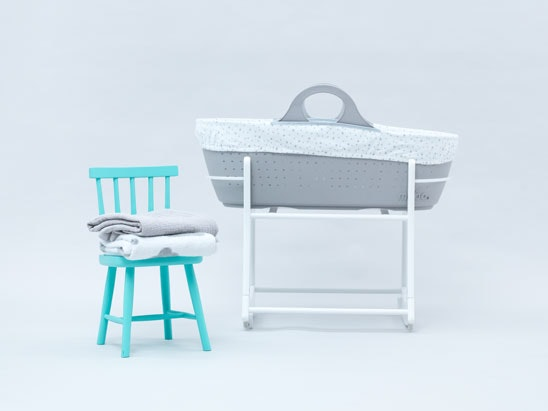 Little Star Dove Moba moses basket sweepstakes