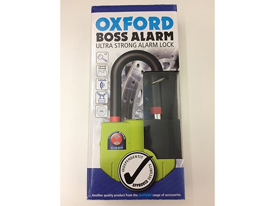 Oxford Boss Alarm sweepstakes