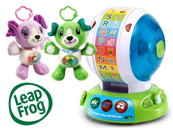LeapFrog Learning Toys  sweepstakes