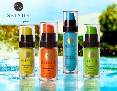 SKINUE Skincare Pack  sweepstakes