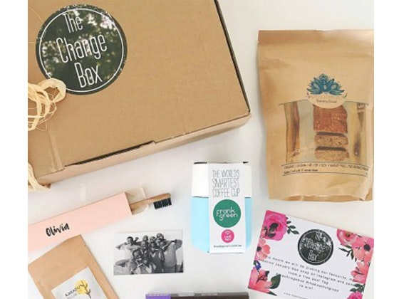 Change Box Subscription  sweepstakes