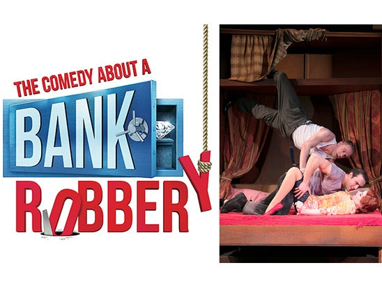 The Comedy About A Bank Robbery  sweepstakes
