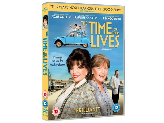 Time Of Their Lives sweepstakes