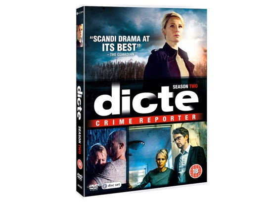 DICTE CRIME REPORTER SEASON TWO sweepstakes