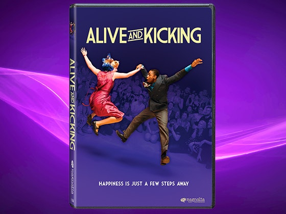 Alive and kicking dvd giveaway 2
